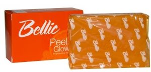 Bellic Peel and Glow Brightening Soap