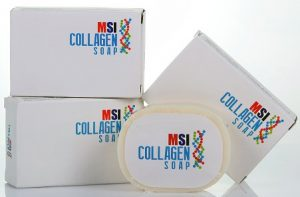 MSI Collagen Soap