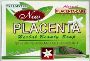 Psalmstre New Placenta Herbal Beauty Soap