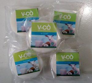 Sabun Susu Kambing VCO