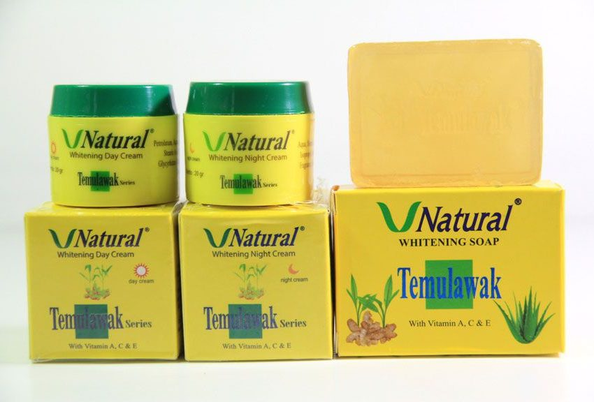 8 Tanda-Tanda Cocok Pakai Cream Temulawak untuk Memutihkan Wajah