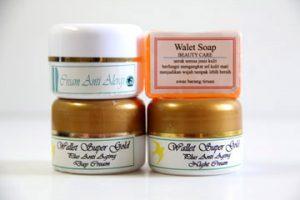 Cream Walet
