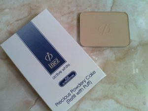 Inez Cosmetics Precious Powdery Cake (Natural)