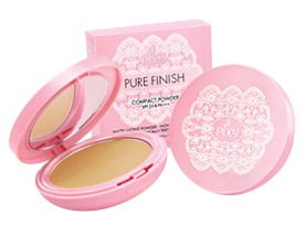 Pixy Compact Powder Pure Finish (Cream)