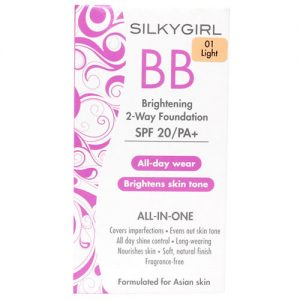 Silky Girl Brightening BB 2 Way
