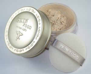 The Skin Food Buckwheat Loose Powder (Transparent)