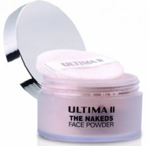 Ultima II The Nakeds Face Powder