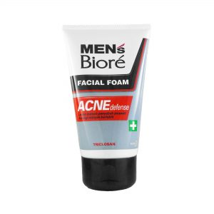 Biore Men's Acne Defense Facial Foam