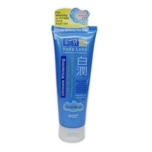 Hada Labo Ultimate Whitening Face Wash