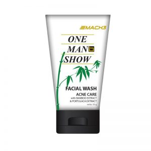 One Man Show Facial Wash Acne Free