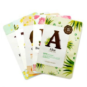 Etude House Alphabet Face Mask
