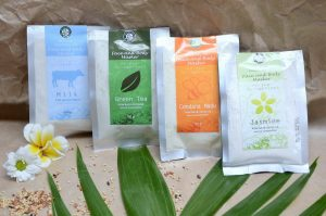 Face and Body Masker Bali Alus Green Tea