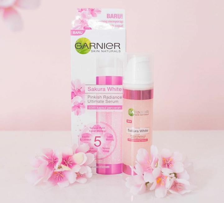 4 Cara Menggunakan Serum Garnier untuk Memutihkan Wajah - CaraMemutihkanWajah.co.id