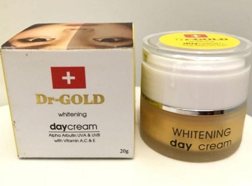 6 Cara Membedakan Cream Dr.Gold Asli Dan Palsu Paling Mudah