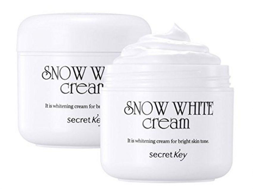 6 Cream Pemutih Wajah untuk Wajah yang Susah Putih