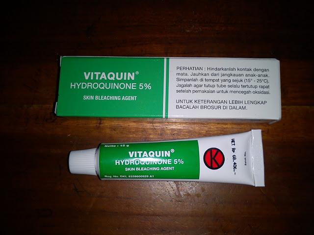 Inilah Cara Memutihkan Wajah dengan Vitaquin Secara Tepat