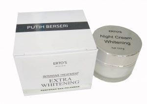 Ertos Night Cream Whitening