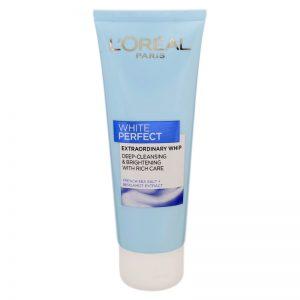 White Perfect Whip Facial Foam