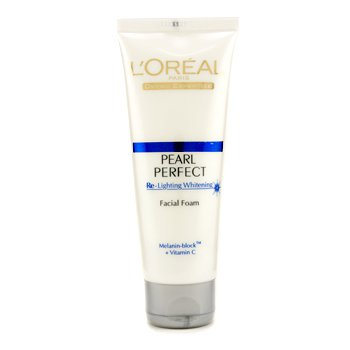 L'Oreal Perfect Re-Lighting Whitening Facial Foam