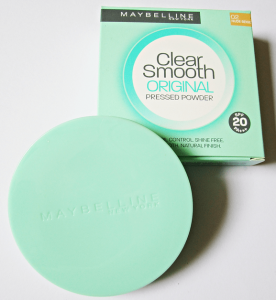 Maybelline Clear Smooth Original Pressed Powder