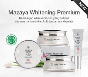 Mazaya-Kosmetik-Whitening-Premium-Series