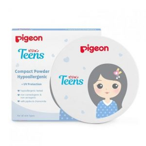 Pigeon Teens Compact Powder Hypoallergenic