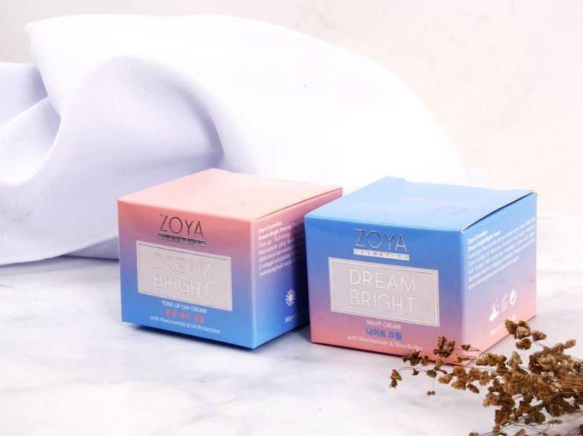4 Produk Zoya Kosmetik untuk Memutihkan Wajah
