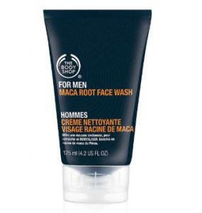 maca root face wash