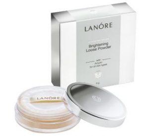 lanore brightening loose powder