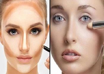 6 Perbedaan Highlighter dan Concealer pada Wajah